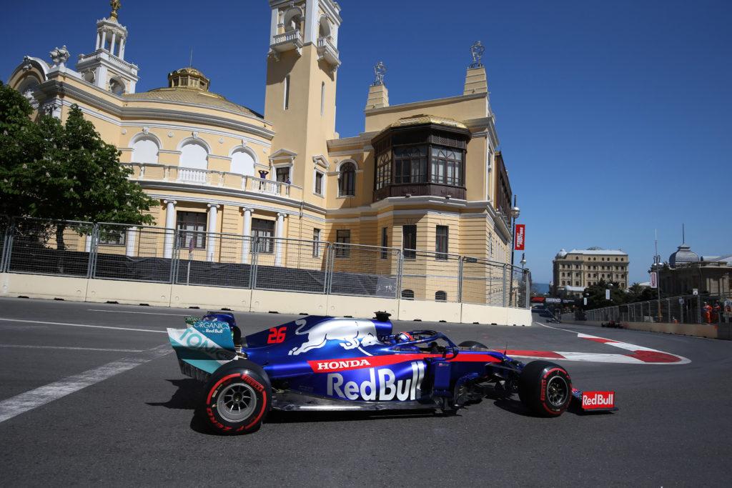 "Formula 1   GP Azerbaijan, Tost sulla gara di Albon e Kvyat: ""Aspettative diverse"""