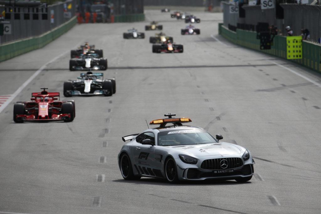 Formula 1   GP Azerbaijan: gli orari tv in chiaro