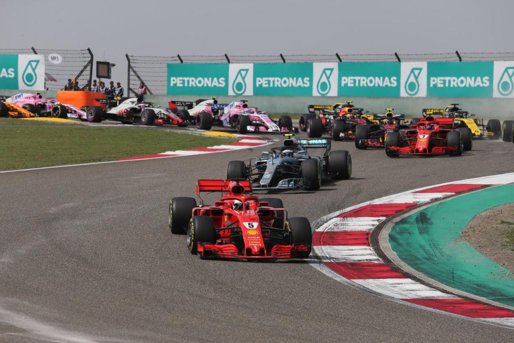 F1 | Gli orari in chiaro del prossimo Gran Premio della Cina