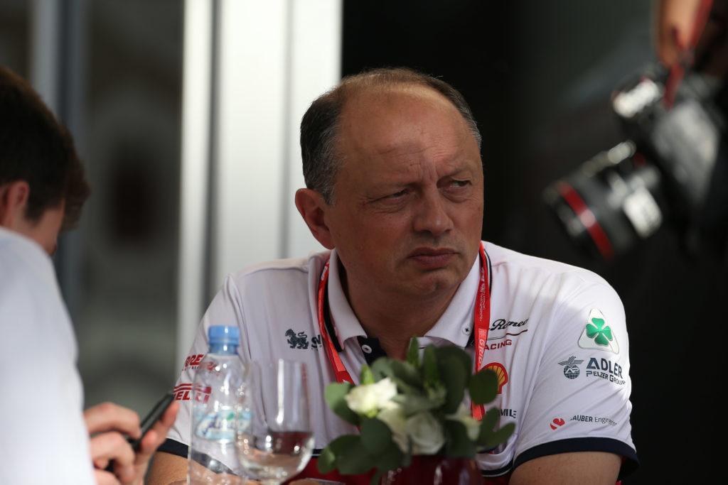 Formula 1   Alfa Romeo, Vasseur si schiera dalla parte di Giovinazzi