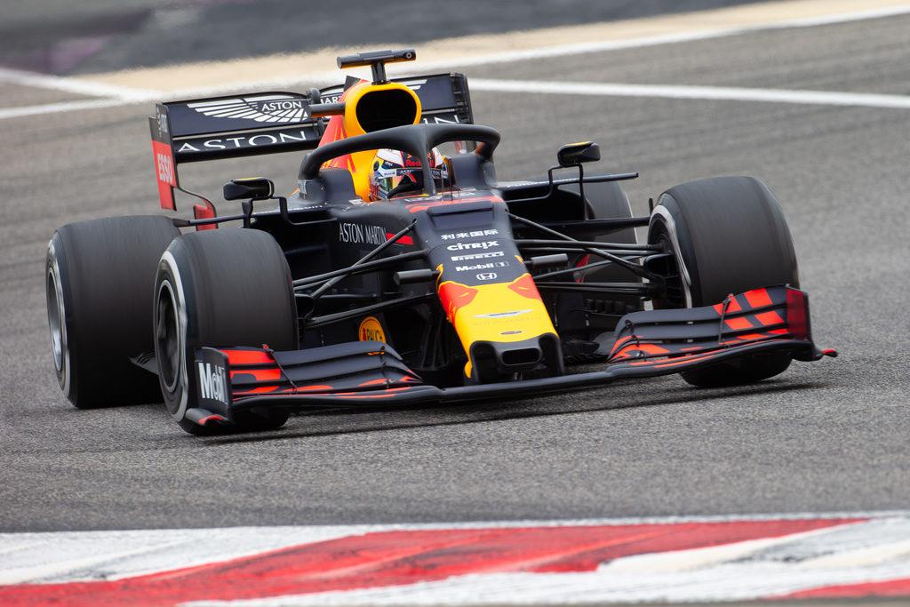Test Bahrain 2019: Verstappen beffa Schumi Jr a fine turno