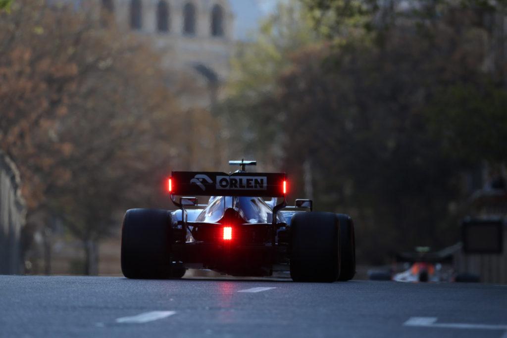 F1 | Williams pronta a chiedere un risarcimento danni per l'impatto con il tombino