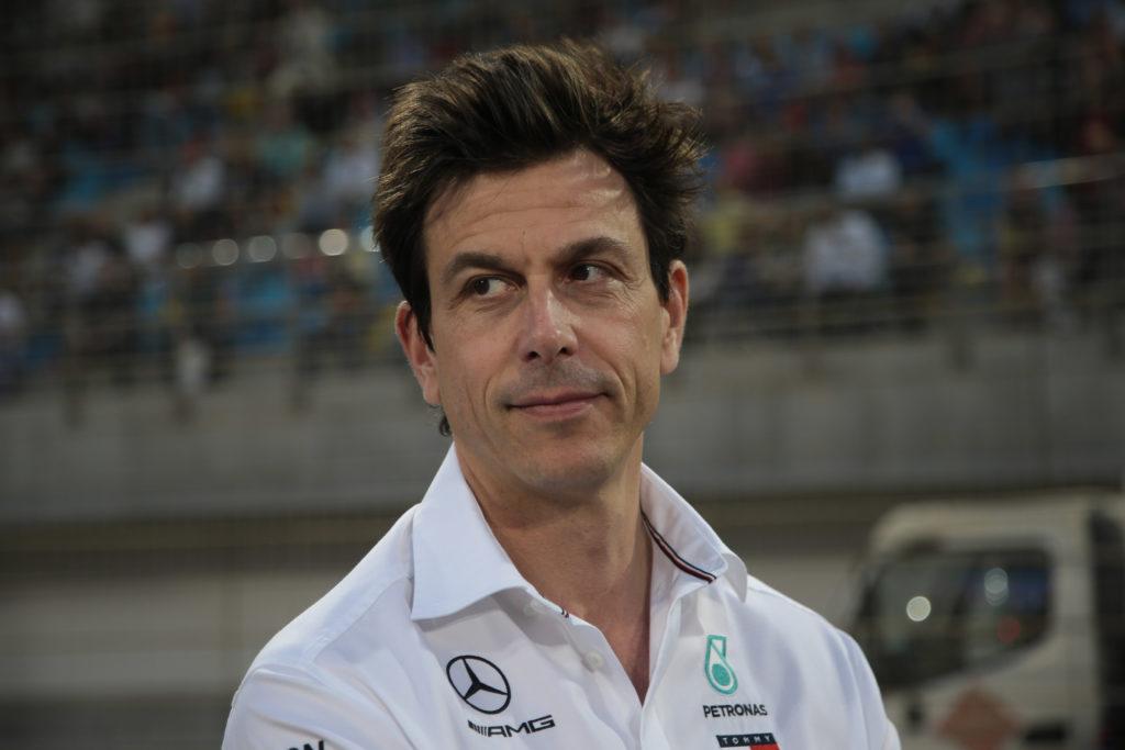 F1: Wolff, massimo impegno Mercedes