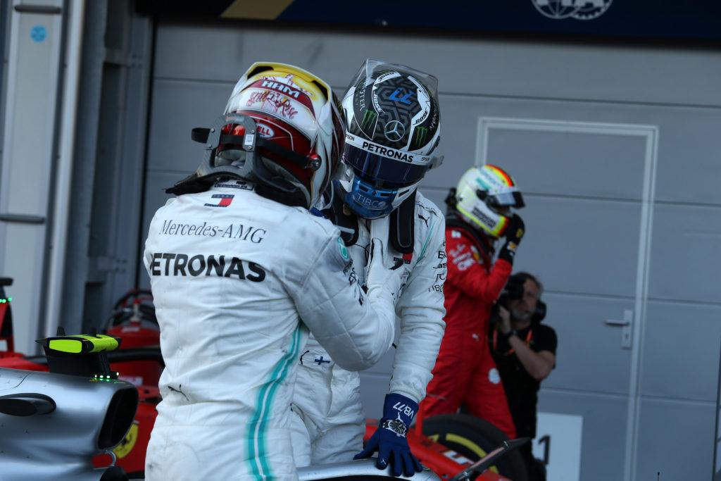 F1 | Mercedes, Wolff cauto sulla rivalità tra Hamilton e Bottas