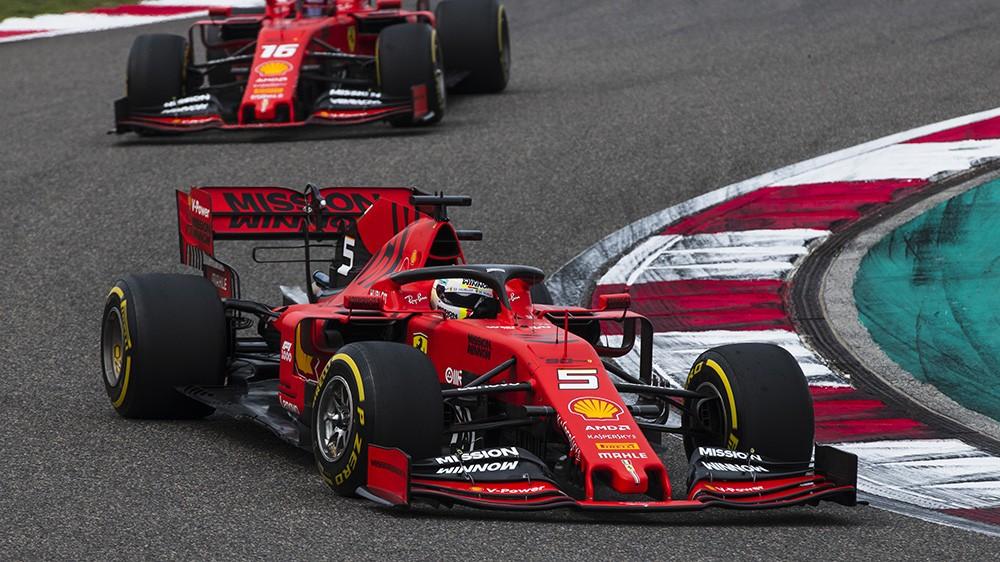 F1 | Test Barcellona, Ferrari in pista con quattro piloti