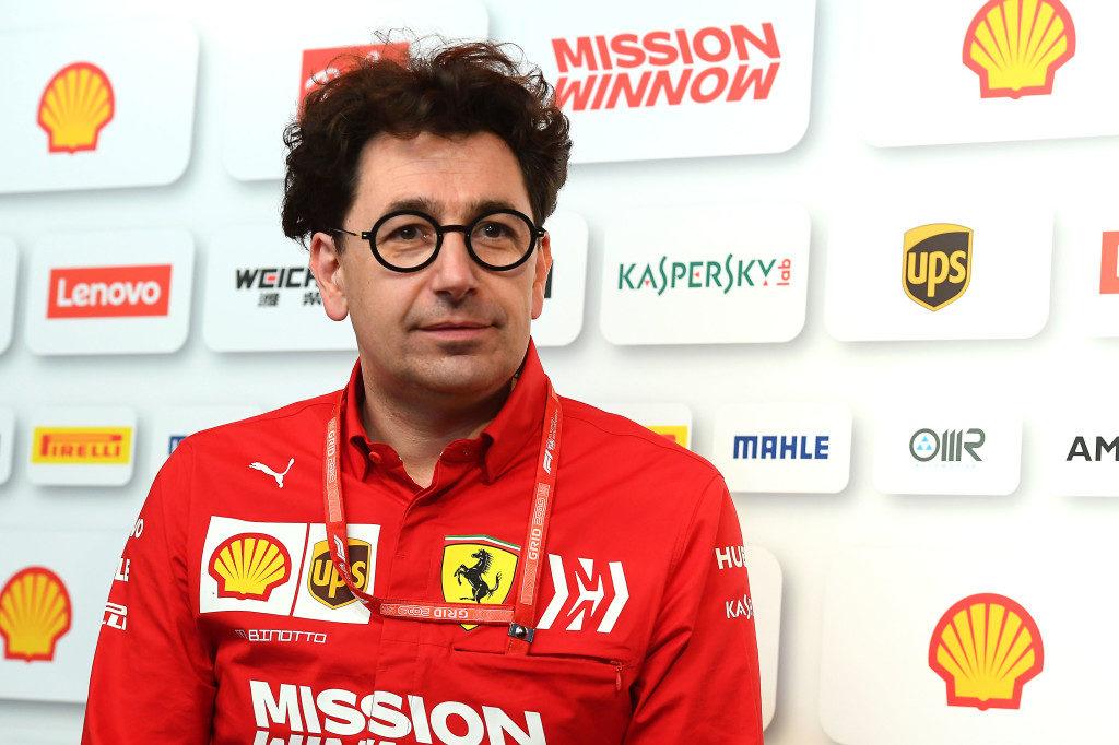 Formula 1, GP Montecarlo, Binotto:
