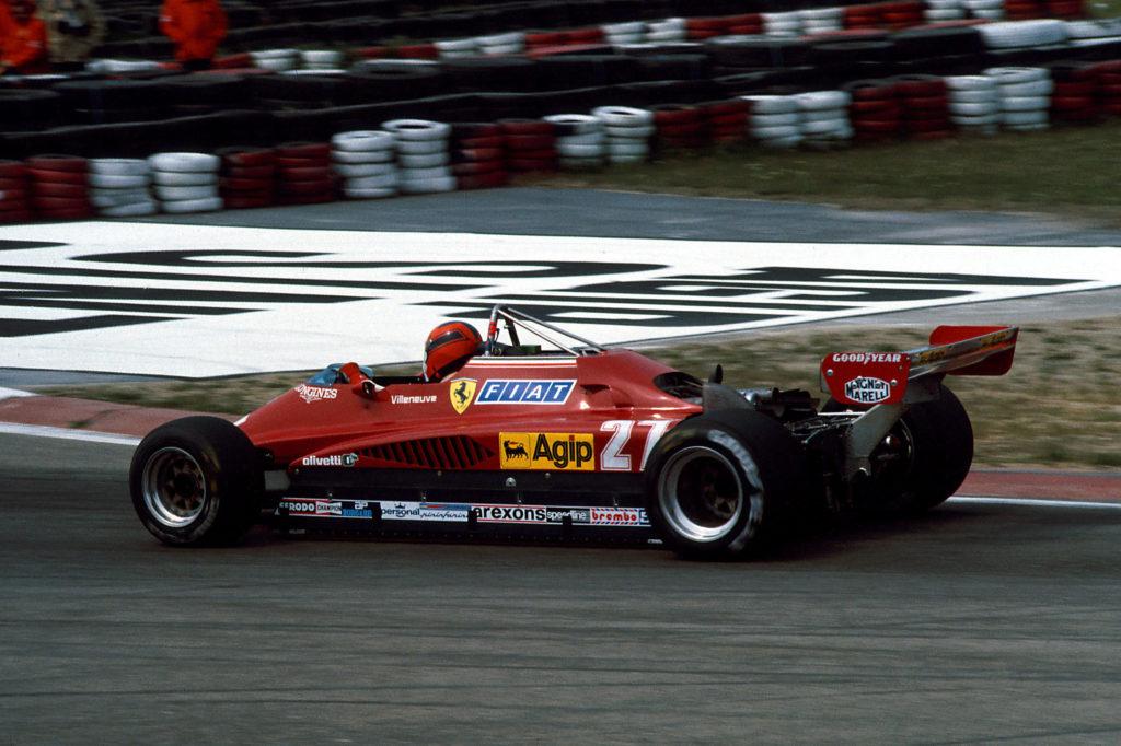 F1   Salut Gilles, le vittorie di Villeneuve