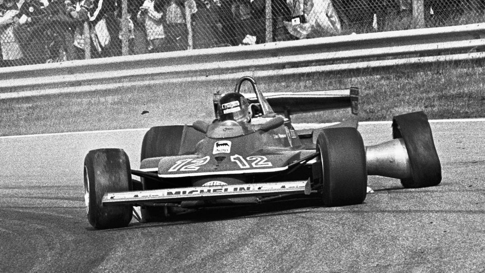 F1 | GP Olanda, Zandvoort 1979: quando Gilles Villeneuve guidò su tre ruote