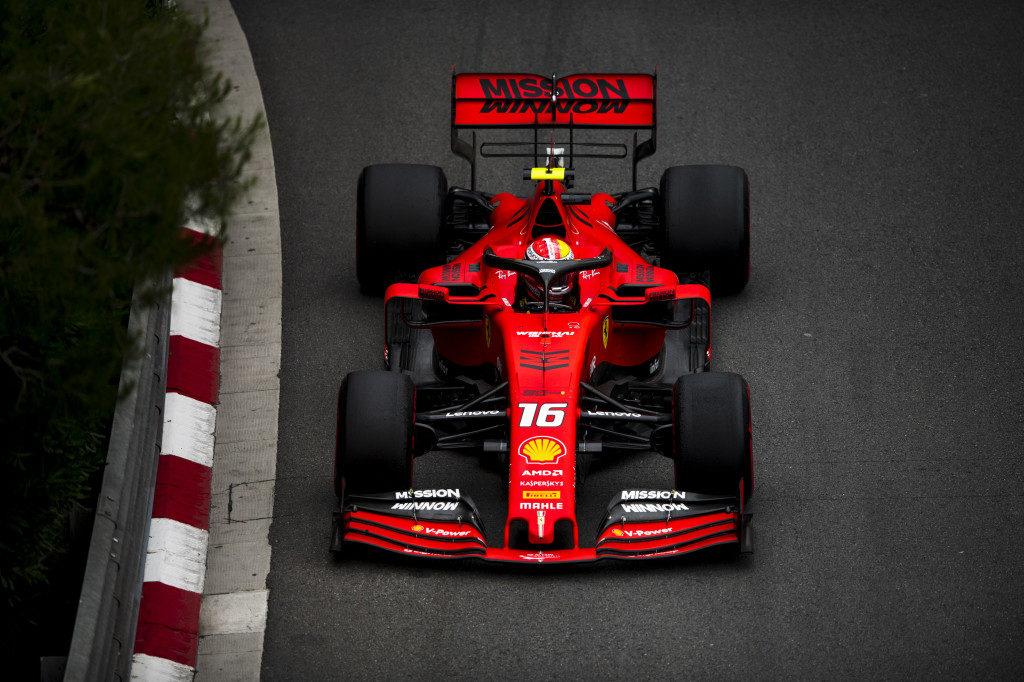 """F1   Ferrari, Leclerc: """"Ho trovato del traffico nei miei giri veloci"""""""