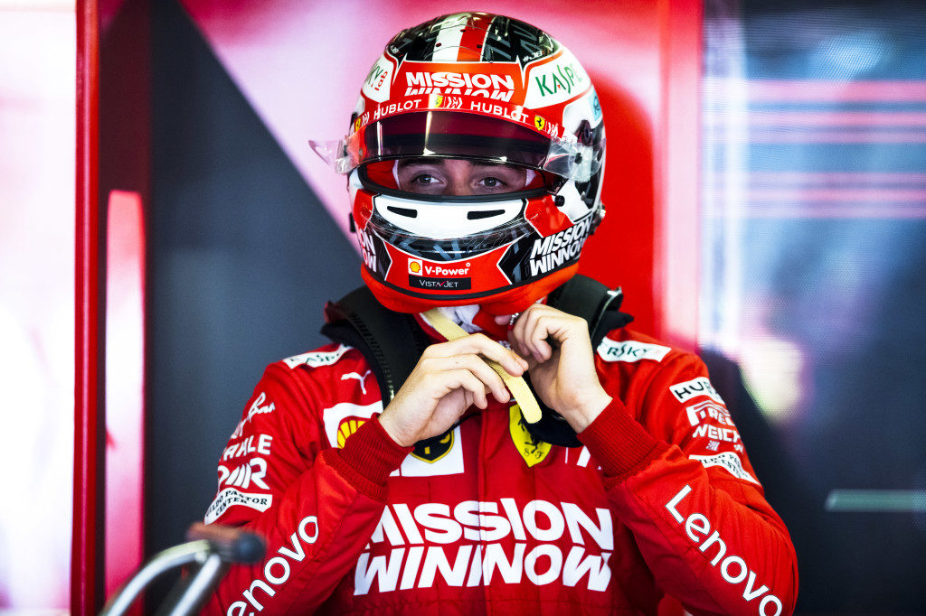 """F1   Ferrari, Leclerc: """"Gara complicata, abbiamo parecchio lavoro da fare"""""""