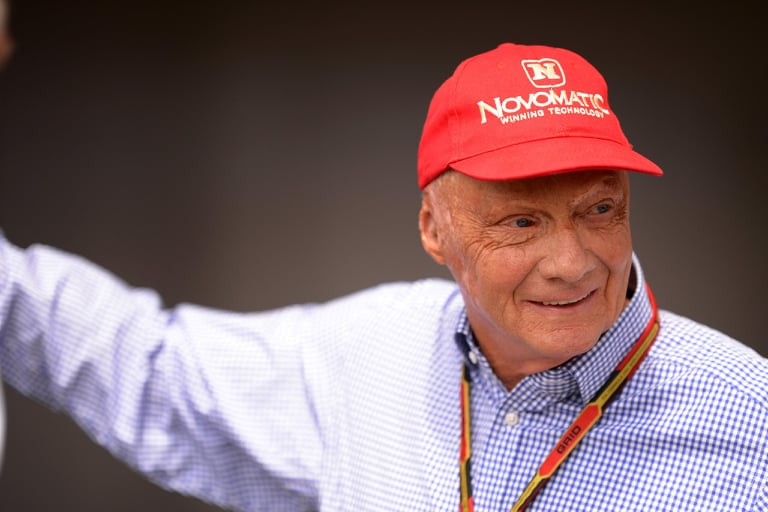 F1 | Lauda, il Circus osserverà un minuto di silenzio prima del GP di Monaco