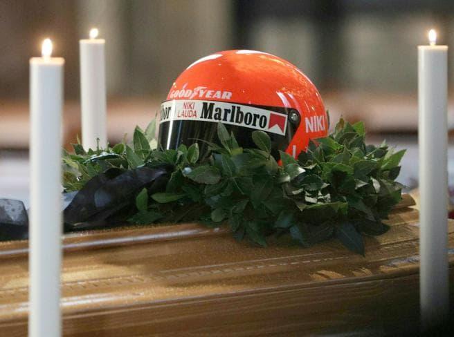 F1   Oggi l'ultimo saluto a Niki Lauda