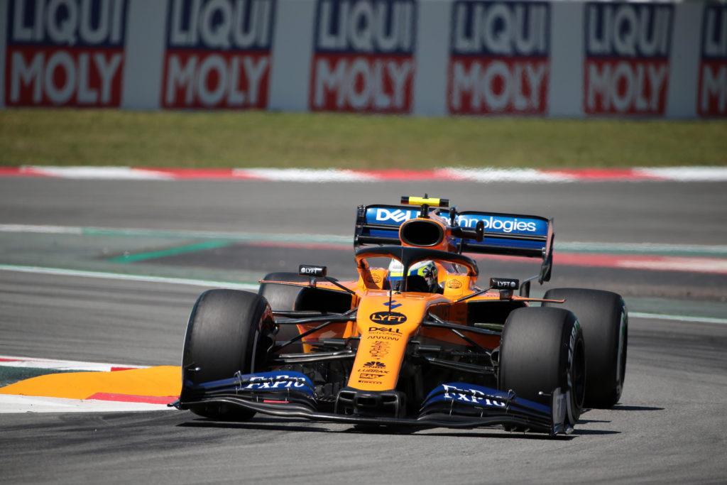 F1 | McLaren, Norris partirà decimo per la penalità inflitta a Ricciardo