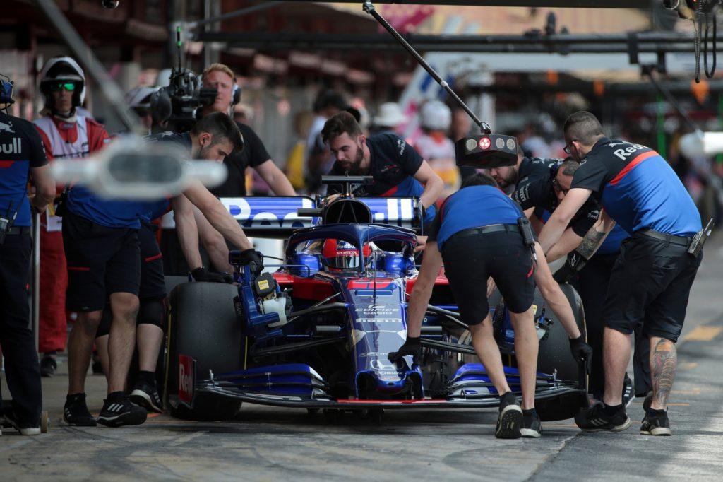 F1 | GP Spagna, la Honda monterà la Spec 2 anche sulle due Toro Rosso