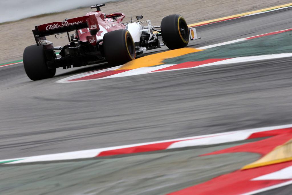 """F1   Alfa Romeo, Raikkonen non fa drammi: """"Dobbiamo solo migliorare tante piccole cose"""""""
