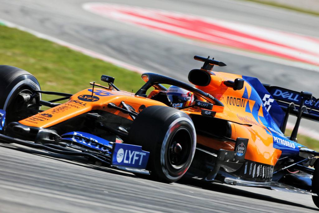 F1 Test | McLaren, Sainz e Norris in pista nella prima giornata a Barcellona