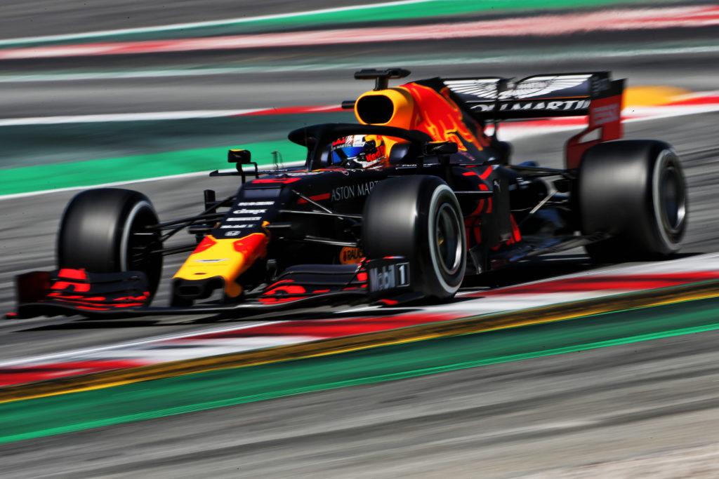 F1 Test | Red Bull, 118 giri e un problema alla trasmissione per Gasly