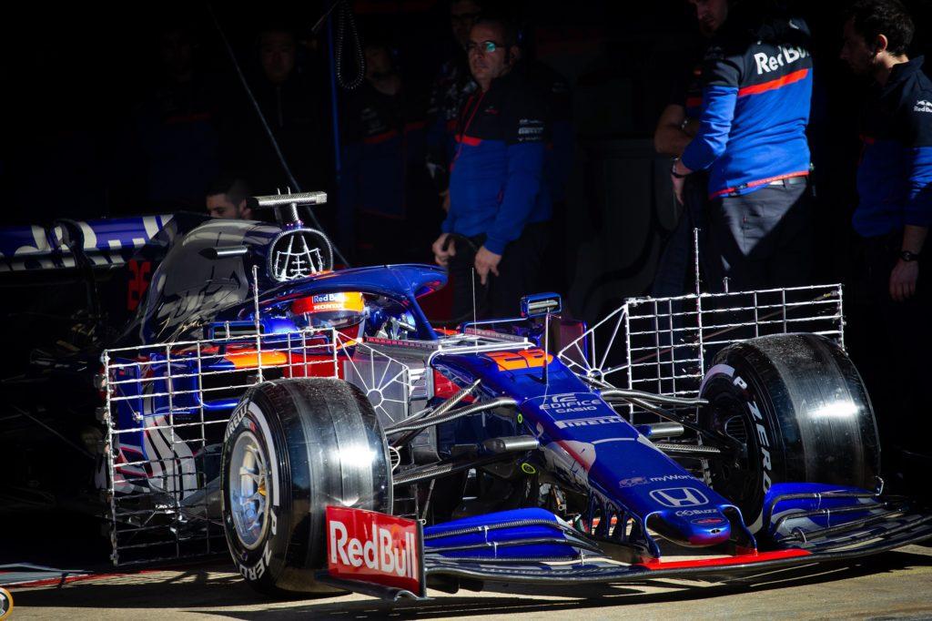 F1 | Toro Rosso soddisfatta dopo la due giorni di test a Barcellona