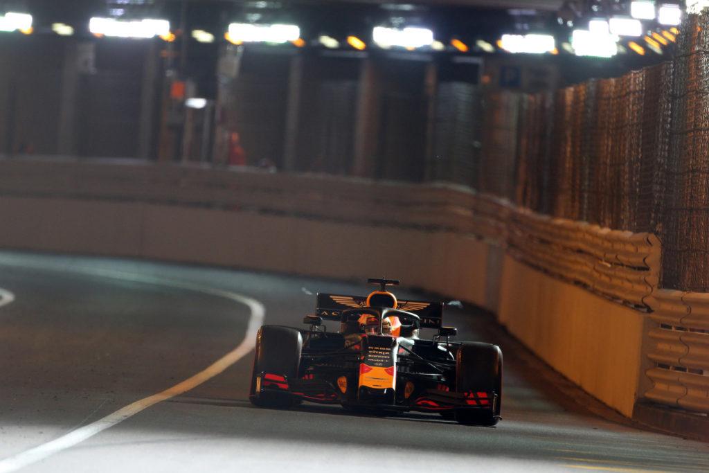 """F1   Red Bull, Verstappen: """"La Mercedes è ancora molto forte, ma sono contento di quanto fatto oggi"""""""
