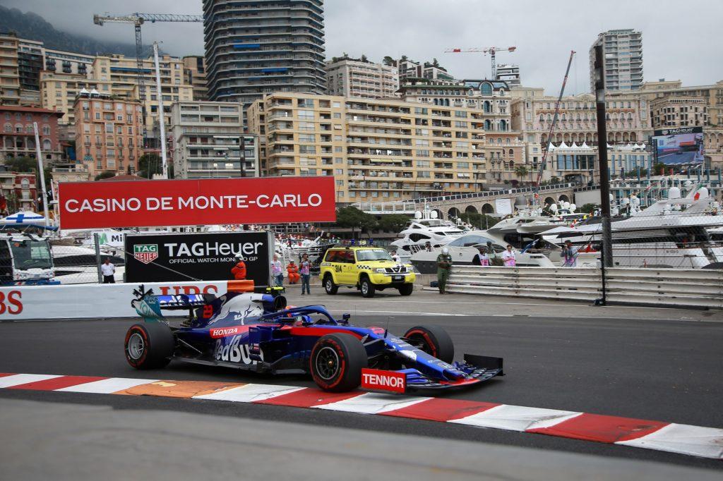 F1 | Toro Rosso, quinta posizione per Albon dopo le libere a Montecarlo