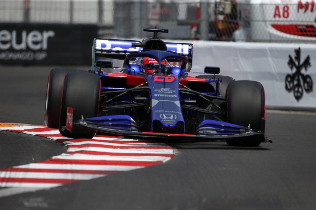 F1   Soddisfazione in casa Toro Rosso dopo le qualifiche a Monaco