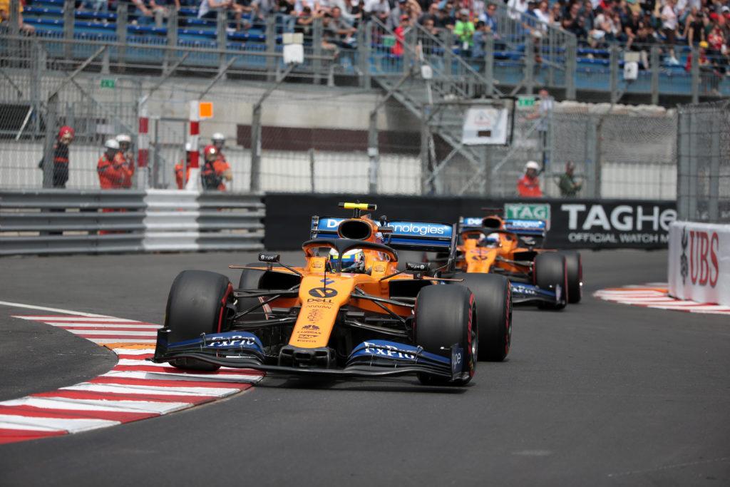 F1 | Sainz e Norris soddisfatti dopo le qualifiche di Montecarlo