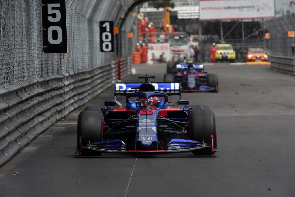 F1 | Giornata fantastica per la Toro Rosso a Montecarlo