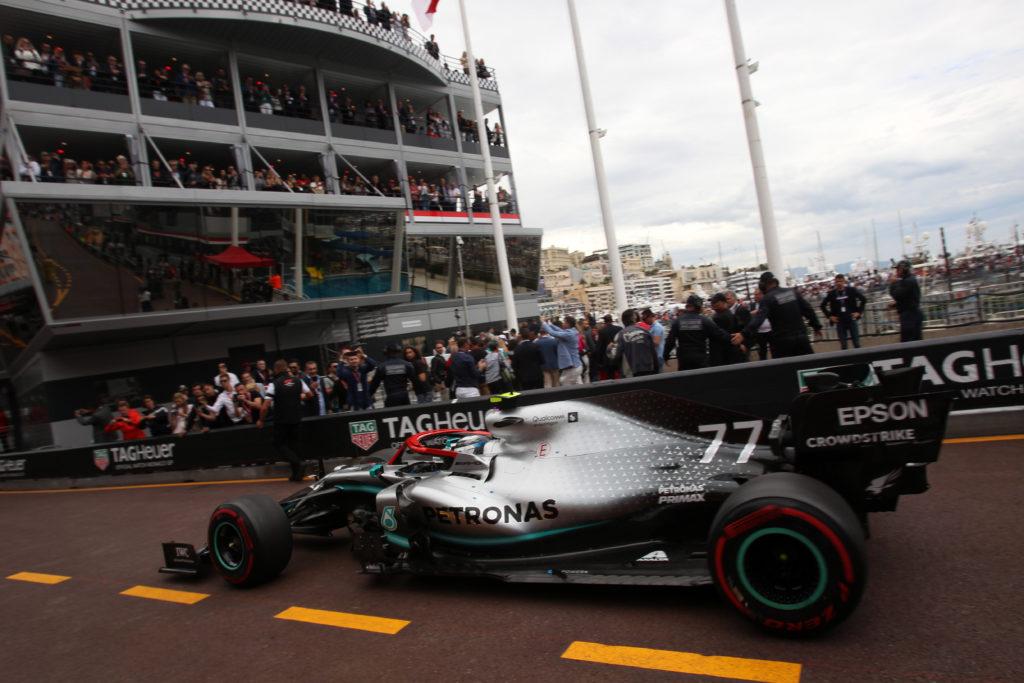 "F1   Mercedes, Bottas: ""La mia gara è stata decisa ai box"""