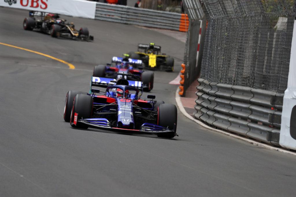 F1 | Toro Rosso, la soddisfazione del team dopo il weekend di Montecarlo