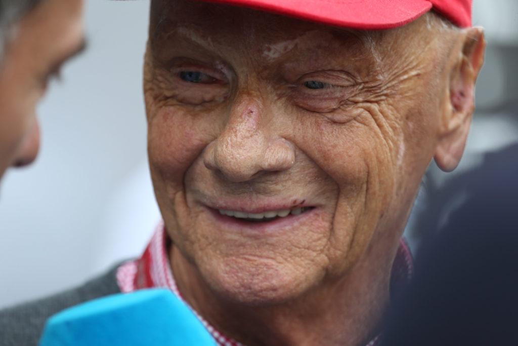 Niki Lauda, la carriera per immagini