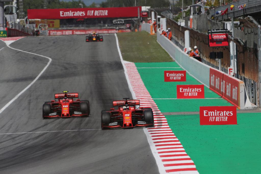 """F1   Ferrari, Binotto sui team order nel GP di Spagna: """"Abbiamo aspettato il momento giusto"""""""