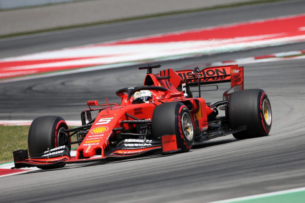 """F1   Ferrari, Vettel: """"Gli aggiornamenti funzionano, ma abbiamo ancora parecchio lavoro da fare"""""""