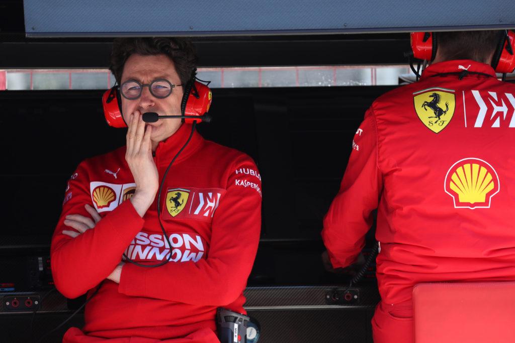 """F1   GP Spagna, Binotto conferma: """"Ferrari a Barcellona con la prima evoluzione della power unit"""""""