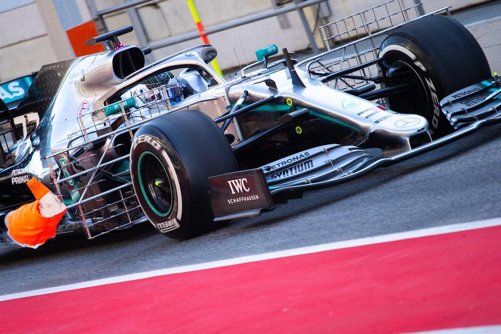 F1 | Test Barcellona: Bottas si conferma il più veloce