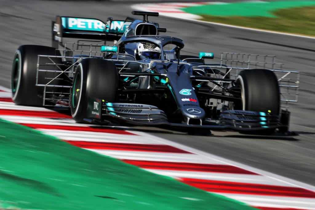 F1 | Test Barcellona: Bottas il più veloce, Leclerc secondo