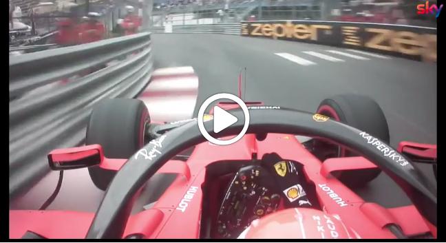 F1   Libere Monaco, Hamilton e la Mercedes assoluti protagonisti del giovedì [VIDEO]