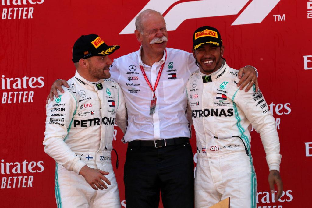"""F1   Montoya su Bottas: """"Valtteri è un pilota più completo rispetto a Rosberg"""""""