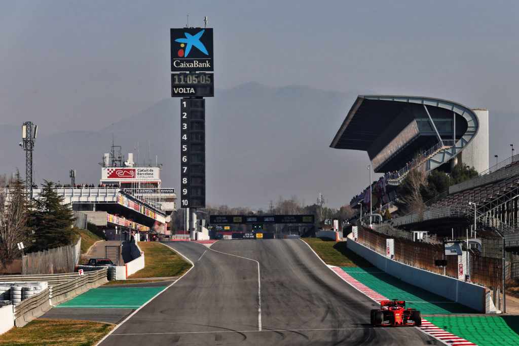 Calendario Barcellona.F1 Futuro Gp Spagna Barcellona Ancora Disposta A