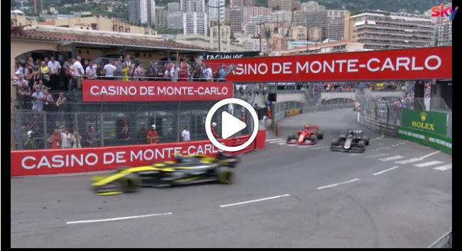 Formula 1 | GP Monaco, la sintesi del Gran Premio [VIDEO]
