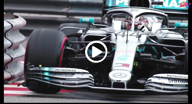 F1 | GP Monaco, Hamilton e Bottas protagonisti nel Principato: gli highlights del giovedì [VIDEO]