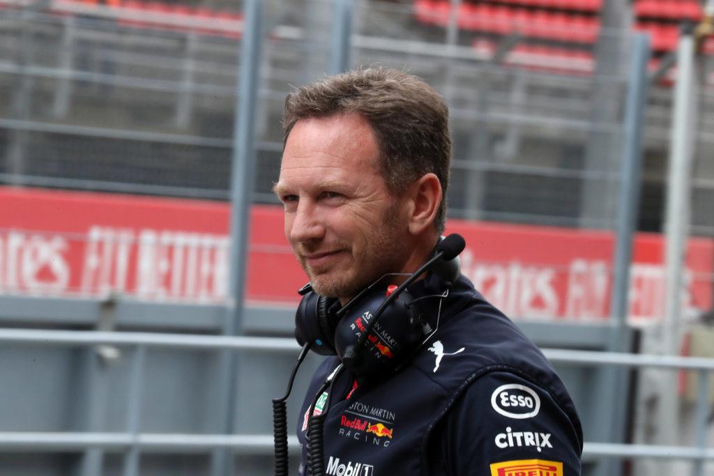 """F1   Red Bull, Horner sulla RB15: """"La combinazione formata da mescole ribassate e aerodinamica non ci aiuta"""""""
