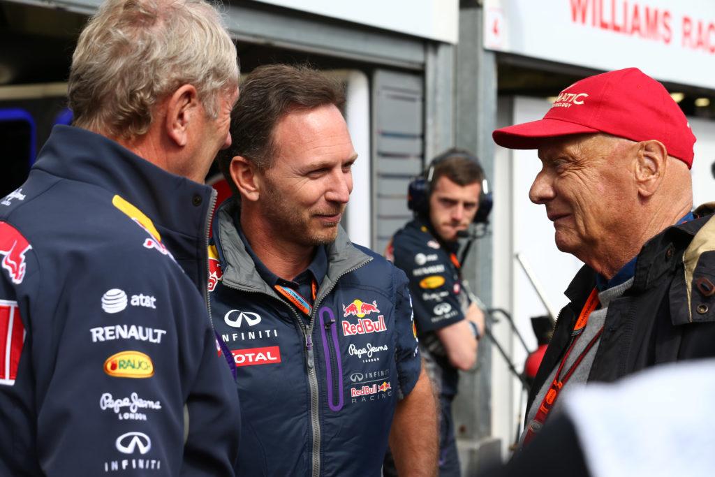 F1 | Lauda voleva dare alla Red Bull un motore Mercedes