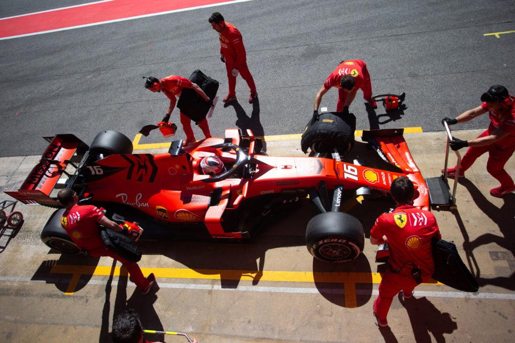 F1 | Test Barcellona, 265 giri per Vettel e Leclerc nella prima giornata di lavoro al Montmelò