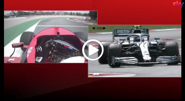 F1 | GP Spagna, analisi terzo settore: Mercedes superiore nella gestione gomme [VIDEO]