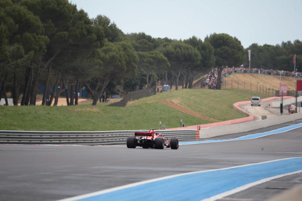 F1 | GP Francia, confermata la chicane che spezza il rettilineo del Mistral