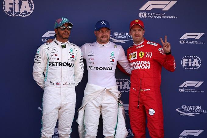 F1   GP di Spagna: l'analisi delle qualifiche