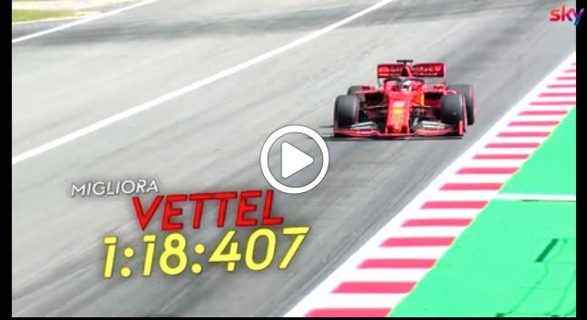Formula 1 | GP Spagna, il remix delle libere a Barcellona [VIDEO]
