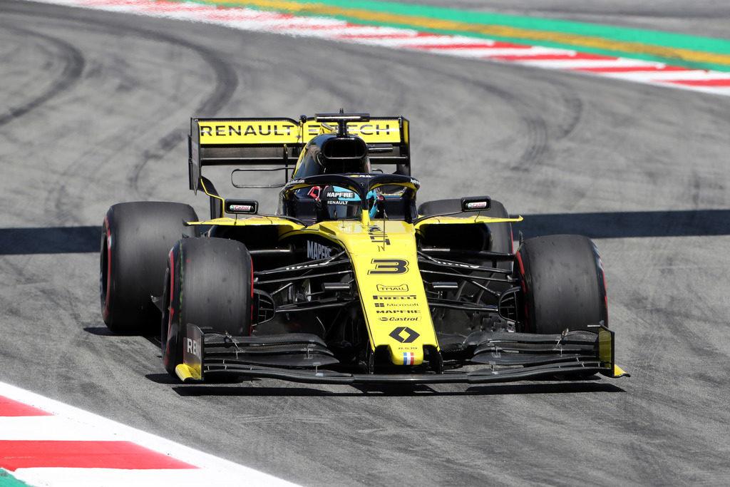 """Formula 1   Renault, Ricciardo: """"C'è ancora del potenziale"""""""