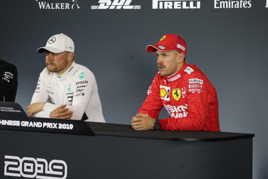 F1 | GP Barcellona, Vettel e Bottas presenti alla conferenza stampa di domani