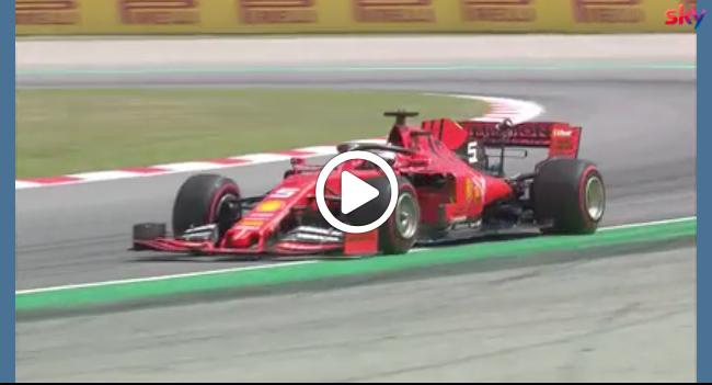 F1 | Libere Barcellona: Bottas si conferma al top, Ferrari in sofferenza nel terzo settore [VIDEO]